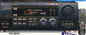 JVC RX884V