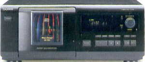 Sony CDPCX53