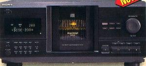Sony CDPCX240
