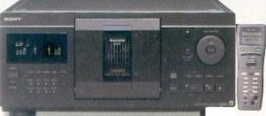 Sony CDPCX88ES