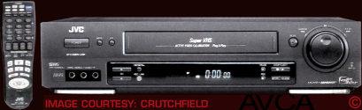 JVC HRS3500
