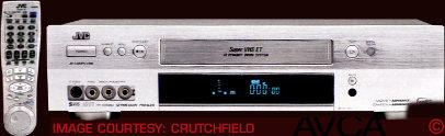 JVC HRS9500
