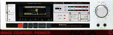 Pioneer CT301