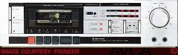 Pioneer CT501
