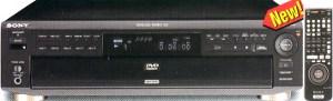 Sony DVPC600D