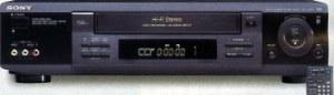 Sony SLV998HF