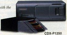 Pioneer CDXP1250