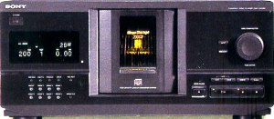 Sony CDPCX230