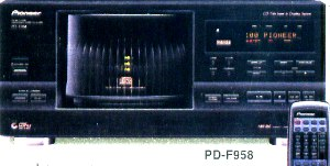 Pioneer PDF958