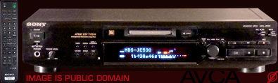 Sony MDSJE530