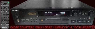 Sony MDSJB930
