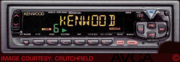 Kenwood KRCS505
