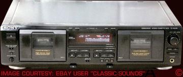 Sony TCWE435