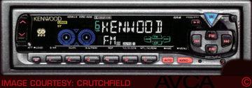 Kenwood KRC605