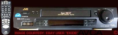 JVC HRS3600