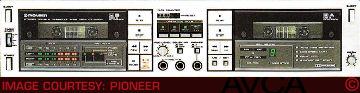 Pioneer CT1040W