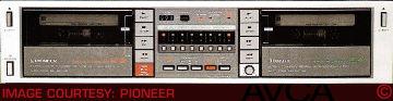 Pioneer CT1050W