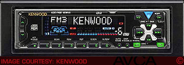 Kenwood KDC715S