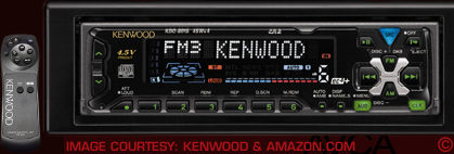 Kenwood KDC8015