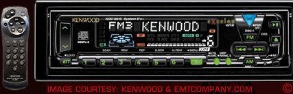 Kenwood KDCX615
