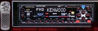 Kenwood KDCX715
