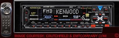 Kenwood KRCX858
