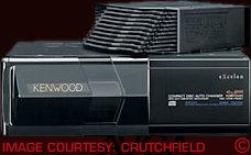 Kenwood KDCCX85