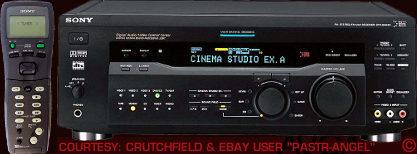 Sony STRDE945