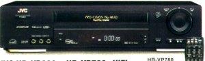 JVC HRVP780