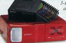 Sony CDX737