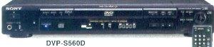 Sony DVPS560D