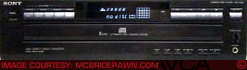 Sony CDPC225