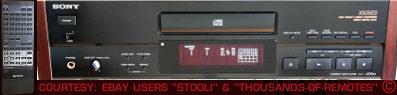 Sony CDPX505ES