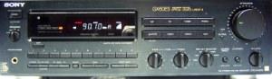 Sony STRGX60ES