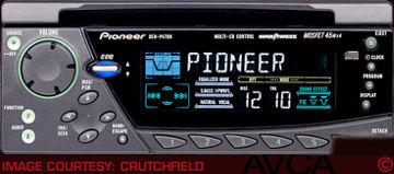Pioneer DEHP47DH