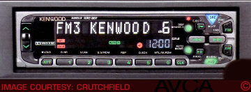Kenwood KRC807