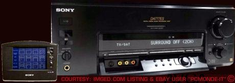 Sony STRDA777ES