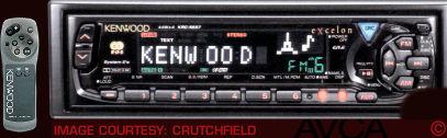 Kenwood KRCX657
