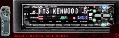 Kenwood KRCX957