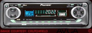Pioneer KEHP4020