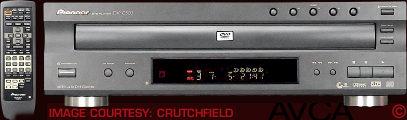 Pioneer DVC503