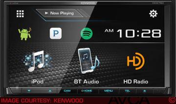 Kenwood DDX794