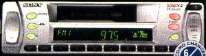 Sony XRCA400