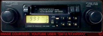 Kenwood KRC1006