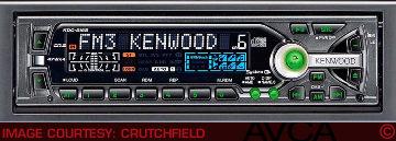 Kenwood KDC516S