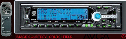 Kenwood KDCV6017