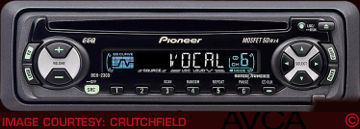 Pioneer DEH2300
