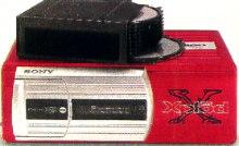 Sony CDX848X