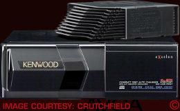 Kenwood KDCCX87