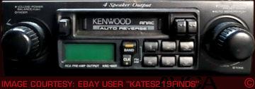 Kenwood KRC1007